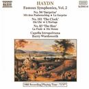 ハイドン: 交響曲第83番「めんどり」, 第94番「驚愕」, 第101番「時計」/バリー・ワーズワース(指揮)/カペラ・イストロポリターナ