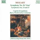 モーツァルト: 交響曲第36番「リンツ」, 第33, 27番/バリー・ワーズワース(指揮)/カペラ・イストロポリターナ