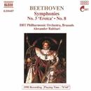 ベートーヴェン: 交響曲第3番「英雄」, 第8番/アレクサンダー・ラハバリ(指揮)/ベルギー放送フィルハーモニー管弦楽団