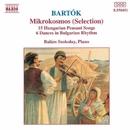 バルトーク: 「ミクロコスモス」(選集), 15のハンガリー農民歌 他/バラーシュ・ソコライ(ピアノ)
