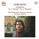 シューマン: 交響曲第1番「春」, 第3番「ライン」/アレクサンダー・ラハバリ(指揮)/ベルギー放送フィルハーモニー管弦楽団