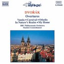 ドヴォルザーク: 序曲集/BBCフィルハーモニー管弦楽団/スティーヴン・ガンゼンハウザー(指揮)