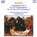 ハイドン: 交響曲第26, 35, 49番/ニコラス・ウォード(指揮)/ノーザン室内管弦楽団