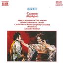 ビゼー: 歌劇「カルメン」 (ハイライト)/アレクサンダー・ラハバリ(指揮)/スロヴァキア・フィルハーモニー合唱団/スロヴァキア放送交響楽団