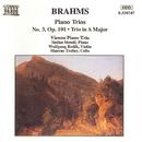 ブラームス: ピアノ三重奏曲第3番, 三重奏曲イ長調/ウィーン・ピアノ・トリオ