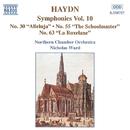 ハイドン: 交響曲第30, 55, 63番/ニコラス・ウォード(指揮)/ノーザン室内管弦楽団