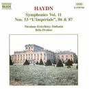 ハイドン: 交響曲第53, 86, 87番/ベーラ・ドラホシュ(指揮)/ニコラウス・エステルハージ・シンフォニア