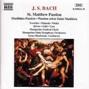 J.S. バッハ: マタイ受難曲 BWV 244/ゲーザ・オベルフランク(指揮)/ヤーノシュ・レメーニ(合唱指揮)/ハンガリー・フェスティバル合唱団/ハンガリー国立交響楽団/ハンガリー放送少年合唱団