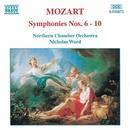 モーツァルト: 交響曲第6番, 第7番, 第8番, 第9番, 第10番/ニコラス・ウォード(指揮)/ノーザン室内管弦楽団