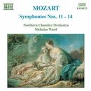 モーツァルト: 交響曲第11番, 第12番, 第13番, 第14番/ニコラス・ウォード(指揮)/ノーザン室内管弦楽団