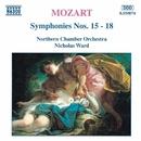 モーツァルト: 交響曲第15番, 第16番, 第17番, 第18番/ニコラス・ウォード(指揮)/ノーザン室内管弦楽団