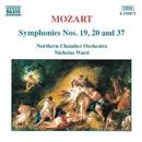 モーツァルト: 交響曲第19番, 第20番, 第37番/ニコラス・ウォード(指揮)/ノーザン室内管弦楽団