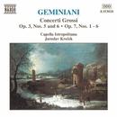 ジェミニアーニ: 合奏協奏曲集 2/ヤロスラフ・クレチェク(指揮)/カペラ・イストロポリターナ