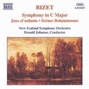 ビゼー: 交響曲第1番ハ長調, 小組曲「子供の遊び」, 組曲「美しきパースの娘」/ドナルド・ジョハノス(指揮)/ニュージーランド交響楽団
