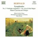ベルワルド: 交響曲3番/ニクラス・シーヴェレフ(ピアノ)/オッコ・カム(指揮)/ヘルシンボリ交響楽団