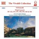 ヴィヴァルディ: 管楽協奏曲集/ニコラス・クレーマー(指揮)/シティ・オブ・ロンドン・シンフォニア
