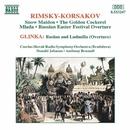 リムスキー=コルサコフ: 歌劇「雪娘」, グリンカ: 序曲/アンソニー・ブラモール(指揮)/ドナルド・ジョハノス(指揮)/スロヴァキア放送交響楽団
