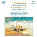 チャイコフスキー: ピアノ協奏曲第1番, ラフマニノフ: ピアノ協奏曲第2番/ジェルジ・レーヘル(指揮)/ジョセフ・バノウェツ(ピアノ)/イェネ・ヤンドー(ピアノ)/オンドレイ・レナールト(指揮)/スロヴァキア放送交響楽団/ブダペスト交響楽団