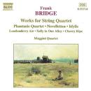 ブリッジ: 幻想四重奏曲, ノヴェレッテ/マッジーニ四重奏団