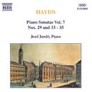 ハイドン: ピアノ・ソナタ 第29, 33 - 35番/イェネ・ヤンドー(ピアノ)