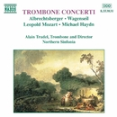 18世紀のトロンボーン協奏曲集/アラン・トゥルーデル(サックバット)/アラン・トゥルーデル(指揮)/ノーザン・シンフォニア