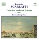 D.スカルラッティ: 鍵盤のためのソナタ曲集 4/ビアトリス・ロン(ピアノ)