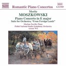 モシュコフスキ :  ピアノ協奏曲 Op. 59/アントニ・ヴィト(指揮)/マルクス・パヴリク(ピアノ)/ポーランド国立放送交響楽団