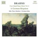 ブラームス: 4手のためのピアノ作品集 第5集(ドイツ・レクイエム)/クリスティアン・ケーン(ピアノ)/ジルケ=トーラ・マティース(ピアノ)