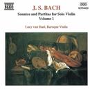 J.S. バッハ: 無伴奏ヴァイオリンのためのソナタとパルティータ BWV 1001 - 1003/ルーシー・ファン・ダール(ヴァイオリン)