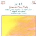 ファリャ: 歌曲, ピアノ曲集/BenDickinsoon(打楽器)/レン・ヴォースター(ピアノ)/マリリン・クワイフ(ソプラノ)