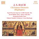 J.S. バッハ: クリスマス・オラトリオ BWV 248(ハイライト)/ゲーザ・オベルフランク(指揮)/ハンガリー放送合唱団/ファイローニ室内管弦楽団