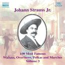 J. シュトラウスII世: 100曲選 第3集/バリアスアーティスツ