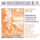 J.S. バッハ: チェンバロ協奏曲集 3/ヘルムート・ミュラー=ブリュール(指揮)/ケルン室内管弦楽団