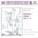 J.S. バッハ: 管弦楽組曲集 第1番 - 第4番/ヘルムート・ミュラー=ブリュール(指揮)/ケルン室内管弦楽団