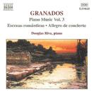 グラナドス: ロマンティックな情景, 演奏会用アレグロ, スペイン奇想曲/ダグラス・リーヴァ(ピアノ)