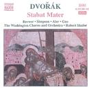 ドヴォルザーク: スターバト・マーテル, 詩篇149番/ロバート・シェイファー(指揮)/ワシントン管弦楽団/ワシントン合唱団