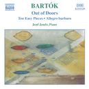 バルトーク: ピアノ作品全集 3 「野外にて」, 「10のやさしいピアノ小品」, 「アレグロ・バルバロ」 他/イェネ・ヤンドー(ピアノ)