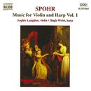 シュポア: ヴァイオリンとハープのための作品全集 - 1/ヒュー・ウェッブ(ハープ)/スーザン・ドレイ(チェロ)/ソフィー・ラングドン(ヴァイオリン)