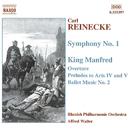 ライネッケ: 交響曲第1番, マンフレッド王/アルフレート・ヴァルター(指揮)/フランツ・ミュラー(ヴァイオリン)/ライン・フィルハーモニー管弦楽団