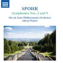 シュポア: 交響曲第2番 & 第9番/アルフレート・ヴァルター(指揮)/スロヴァキア国立コシツェ・フィルハーモニー管弦楽団