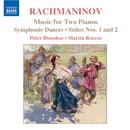 ラフマニノフ: 2台のピアノのための音楽/マーティン・ラスコー(ピアノ)/ピーター・ドノホー(ピアノ)