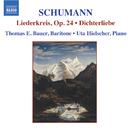 シューマン: 歌曲集 2 - リーダークライス Op. 24, 詩人の恋 Op. 48/トーマス・バウアー(バリトン)/ウタ・ヒールシャー(ピアノ)
