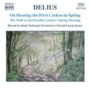 ディーリアス: 春はじめてのかっこうを聞いて/デイヴィッド・ロイド=ジョーンズ(指揮)/ロイヤル・スコティッシュ・ナショナル管弦楽団