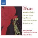 ニールセン: アラディン組曲, パンとシリンクス, ヘリオス序曲/ニクラス・ヴィレーン(指揮)/南ユラン交響楽団