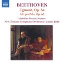 ベートーヴェン: 付随音楽「エグモント」全曲 Op.84/クラウス・オバルスキ(ナレーター)/ジェイムス・ジャッド(指揮)/マドレーヌ・ピラード(メゾ・ソプラノ)/ニュージーランド交響楽団