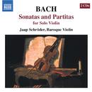 J.S. バッハ: 無伴奏ヴァイオリンのためのソナタとパルティータ BWV 1001 - 1006/ヤープ・シュレーダー(ヴァイオリン)