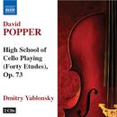 ポッパー: チェロ演奏の高等課程への練習曲 Op.73/ドミトリ・ヤブロンスキー(チェロ)