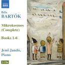 バルトーク: 「ミクロコスモス」全曲/バラーシュ・ソコライ(ピアノ)/イェネ・ヤンドー(ピアノ)/タマラ・タカーチ(メゾ・ソプラノ)