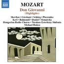モーツァルト: 歌劇「ドン・ジョヴァンニ」 (ハイライト)/ミヒャエル・ハラース(指揮)/ニコラウス・エステルハージ・シンフォニア/ハンガリー放送合唱団