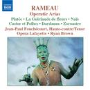 ラモー: オート・コントルのためのオペラ・アリア集/ジャン=ポール・フシェクール(オート・コントル)/ライアン・ブラウン(指揮)/オペラ・ラファイエット管弦楽団